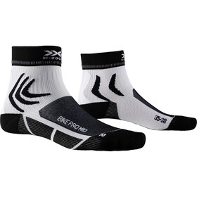 X-Socks Bike Pro Skarpetki, opal black/arctic white